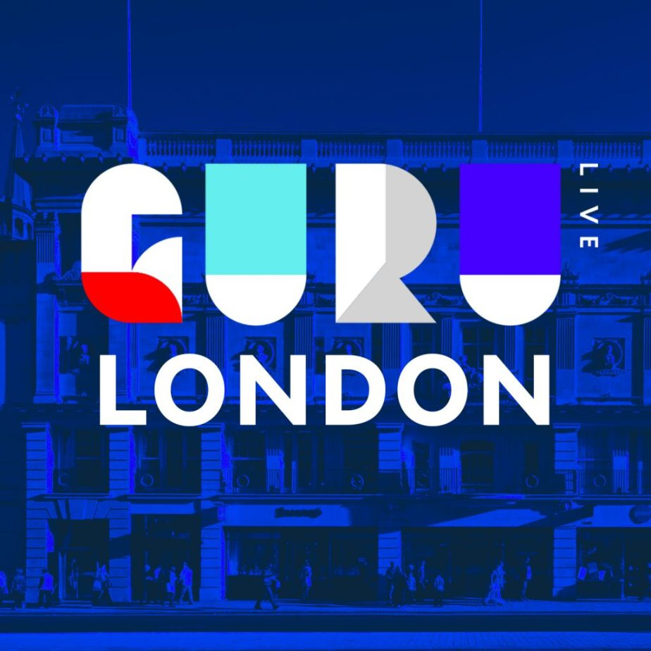 Five things I learnt at Guru LIVE