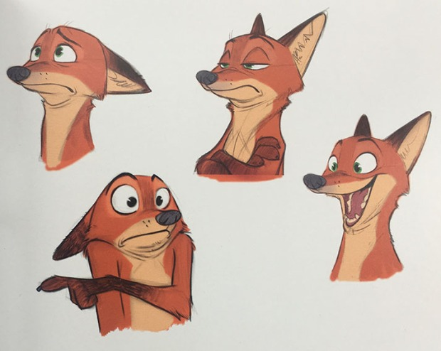 Nick emotions I