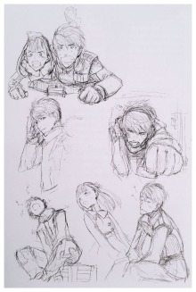 Early Welkin & Alicia Images I