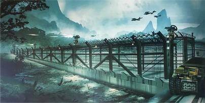 Base perimeter I