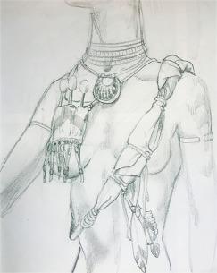 Na'vi dress
