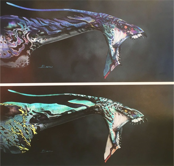 Mountain Banshee colour markings