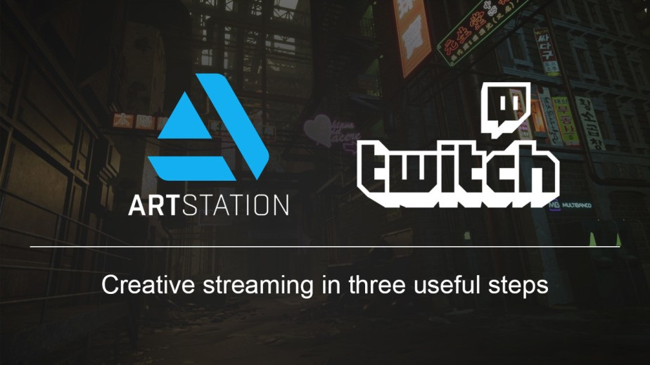 Creative streaming in 3 usefulsteps